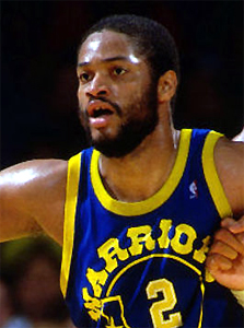 VBA Finals MVP - Joe Barry Carroll