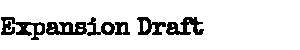 1984-85 VBA Expansion Draft